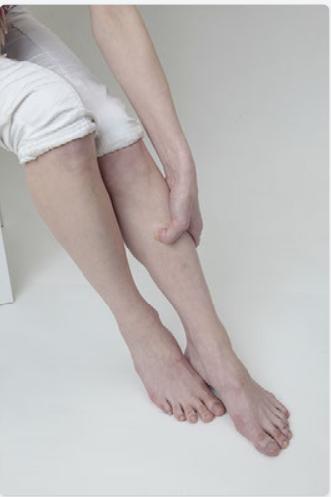 だるい 片足